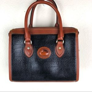 Dooney and Bourke all weather leather handbag